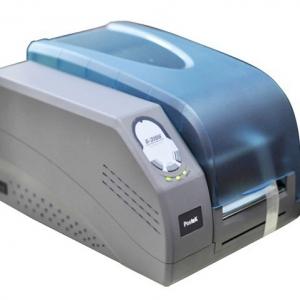 מדפסת מדבקות תעשייתית קלה