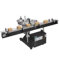 מכונה תעשייתית להדבקה על קופסאות