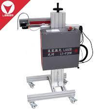 מכונת לייזר פייבר - לסימון וחריטה על מוצרים