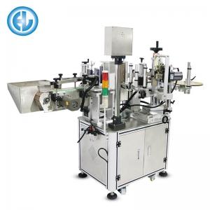 """מכונה להדבקת תוויות ע""""ג מוצרים גליליים HL-T-401"""