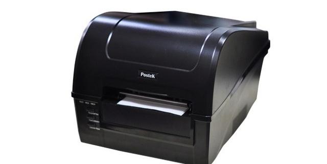 מדפסת מדבקות קומפקטית